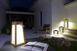 Lanterne solaire Tecka Les Jardins