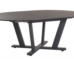 Table Hegoa ronde allongeable 146/206x77 6/10 personnes