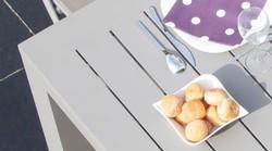 Tables Aluminium