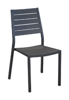 Chaise aluminium Latin GREYSAND