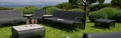 Salon bas Jet Stream modulable les jardins