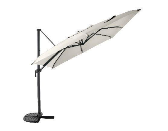 Parasol déporté 3X3 MWH