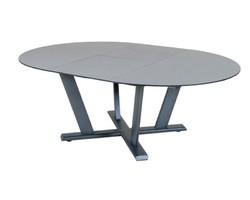 Table Hegoa ronde allongeable 146/206x77 6/10 personnes